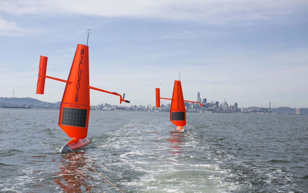 The Saildrone Revolution